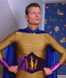 Parenting Super Hero or Not?