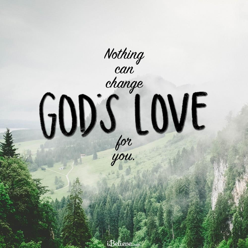 God Is Love: A Prayer For God's Promises