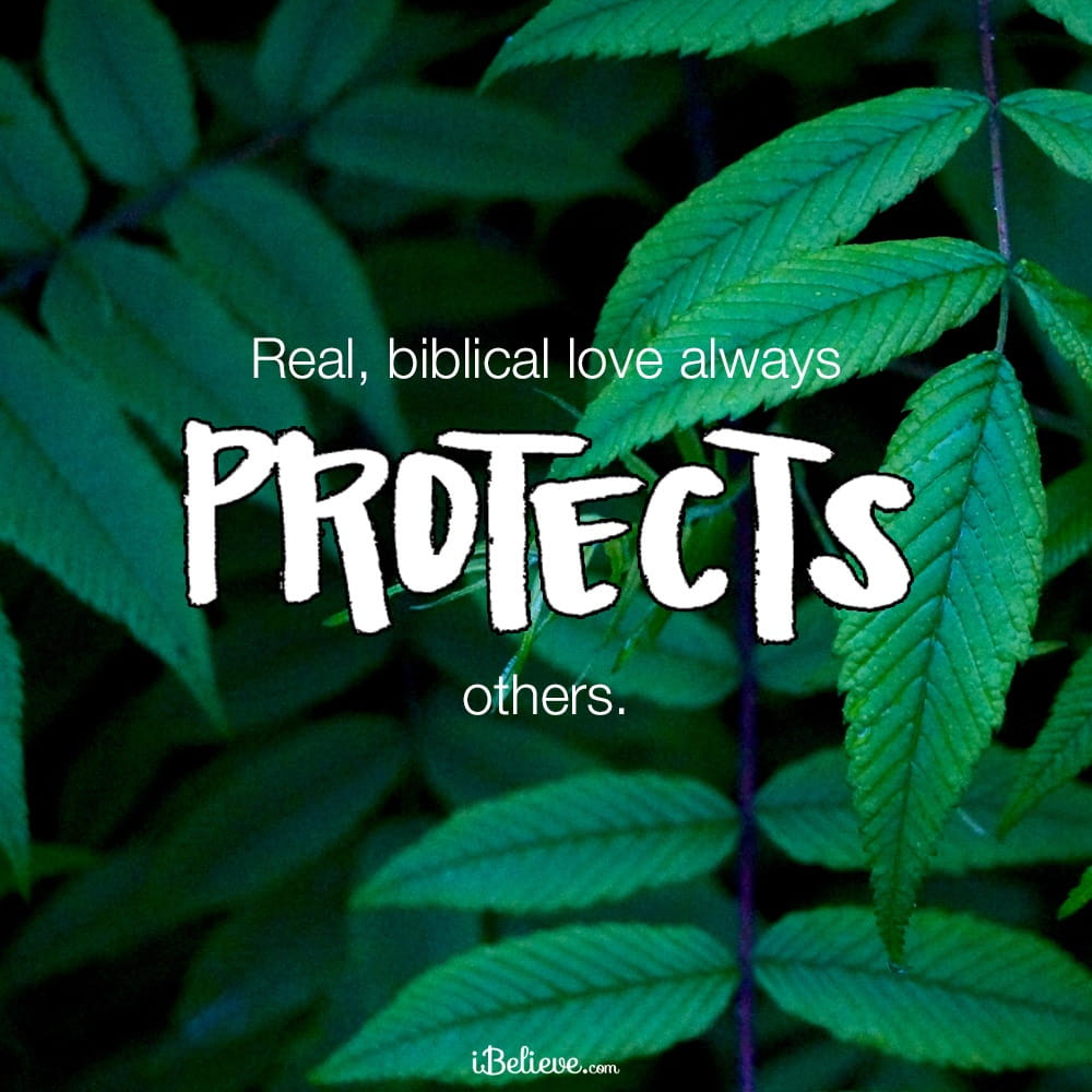 real-love-always-protects