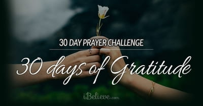 30-Day Prayer Challenge: 30 Days of Gratitude