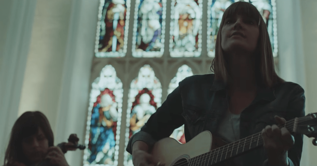 'Christ All Around Me' - Spirit-Filled All Sons  Daughters Song