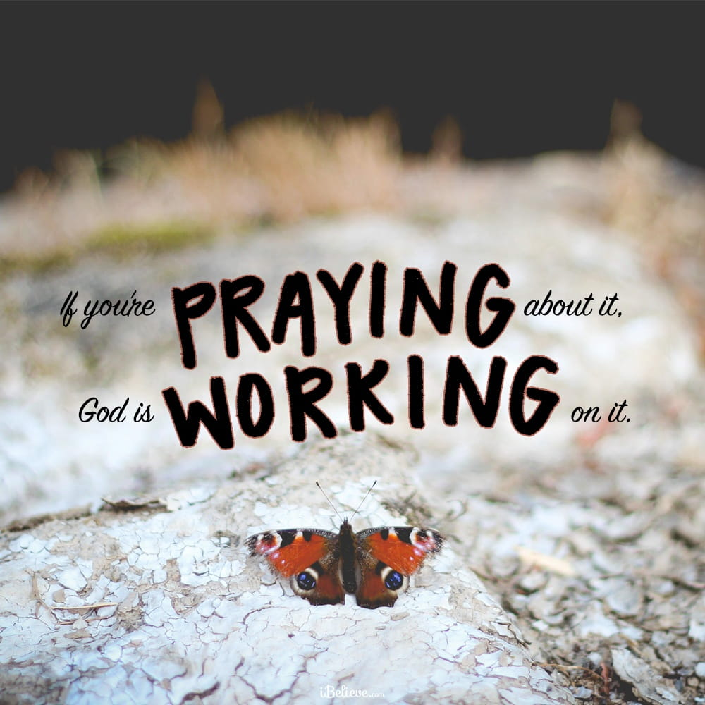 praying-working
