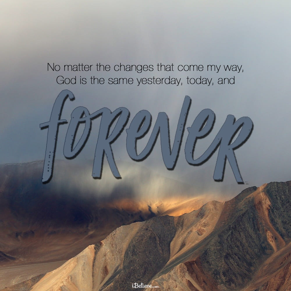 god-same-forever-your-daily-prayer