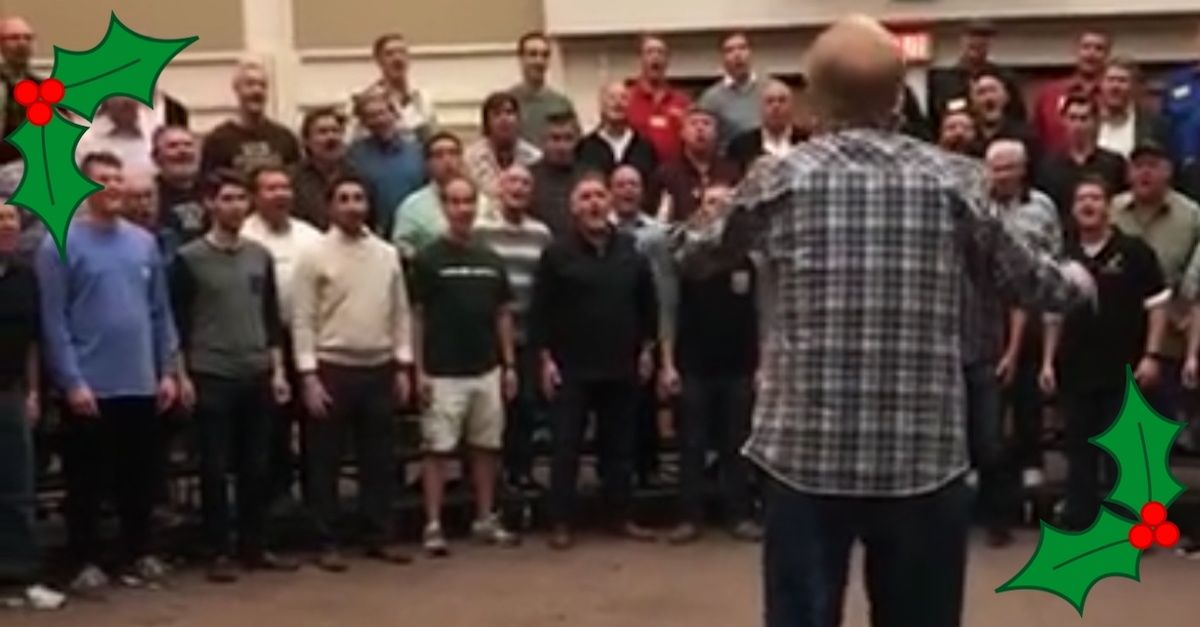 """A Very Special Christmas Version of Cohen's """"Hallelujah"""""""