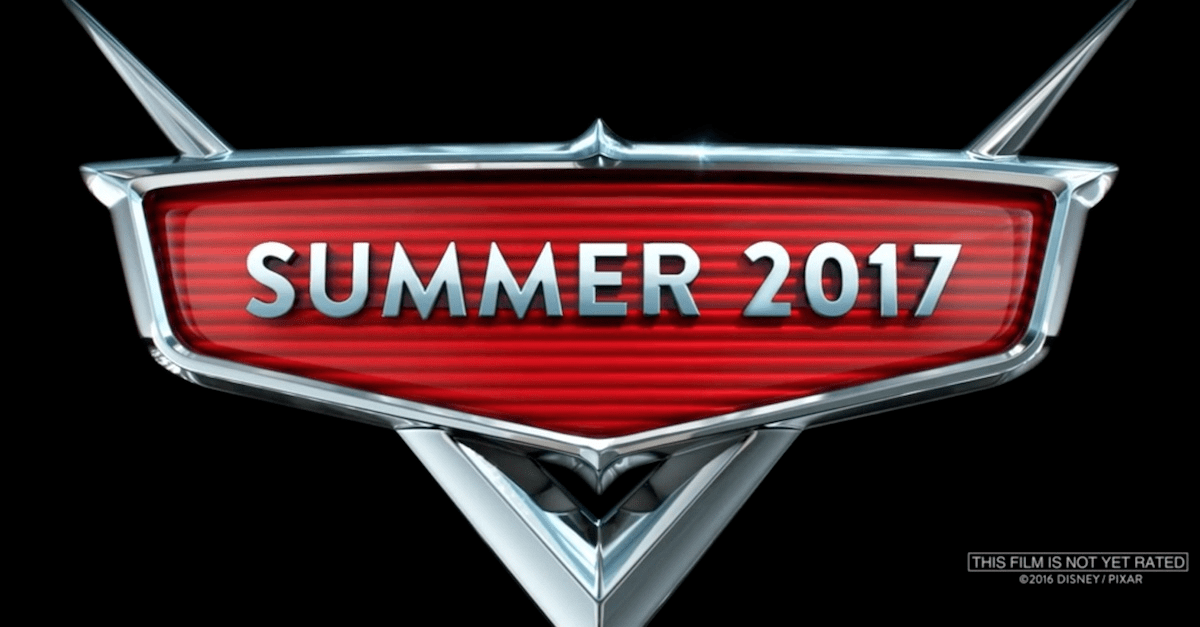 Brand New Teaser Trailer for Pixar\'s Cars 3! - Movie Features, News ...