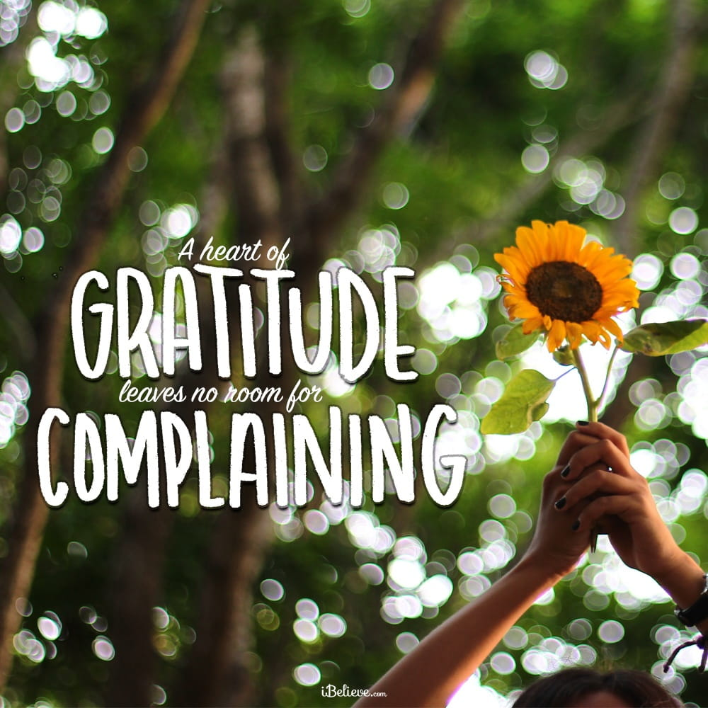 gratitude-complaining-your-daily-prayer