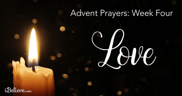 advent prayers week four the love of advent. Black Bedroom Furniture Sets. Home Design Ideas