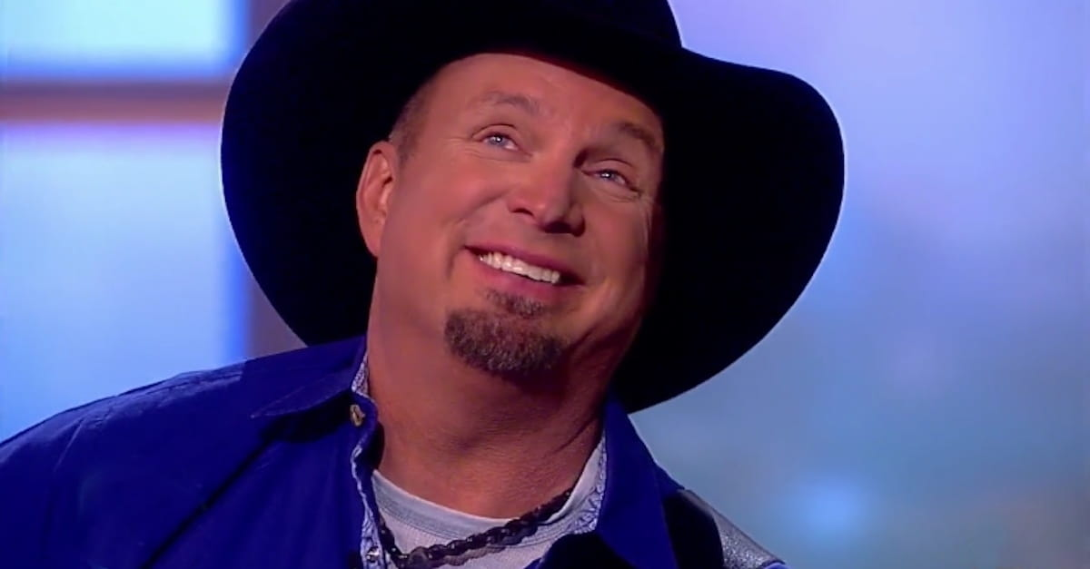 Garth brooks gay rights