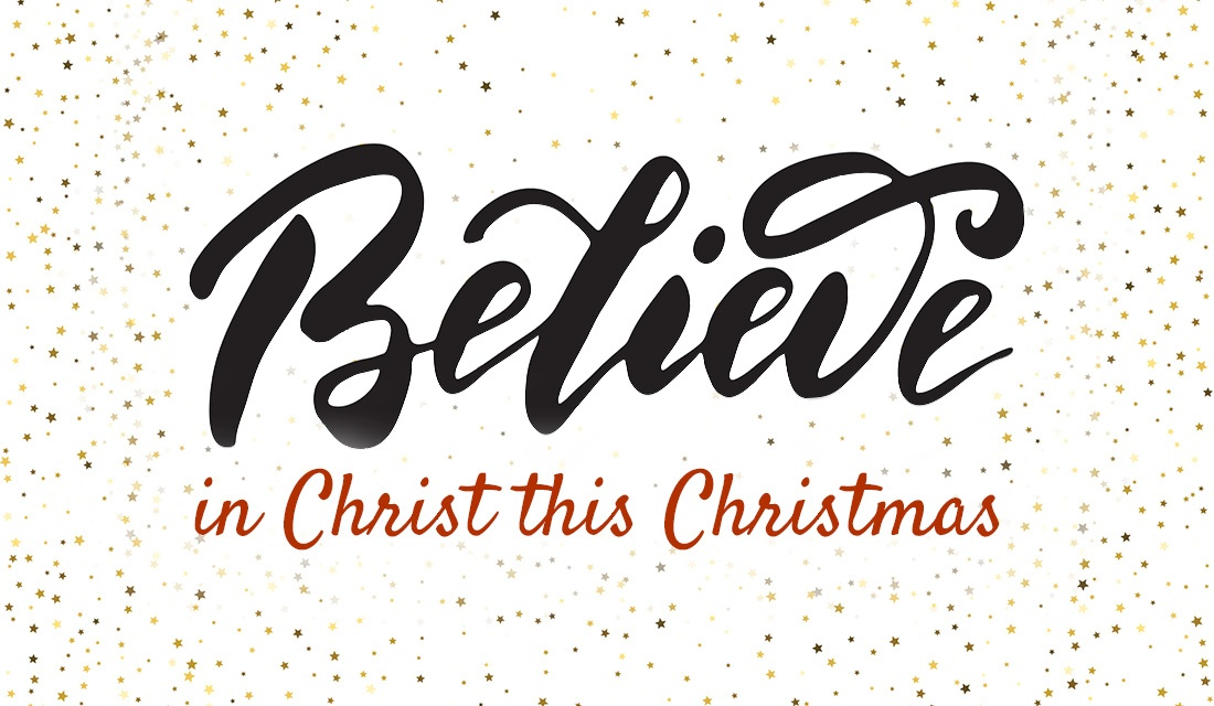 This Christmas, Believe! eCard - Free Christmas Cards Online