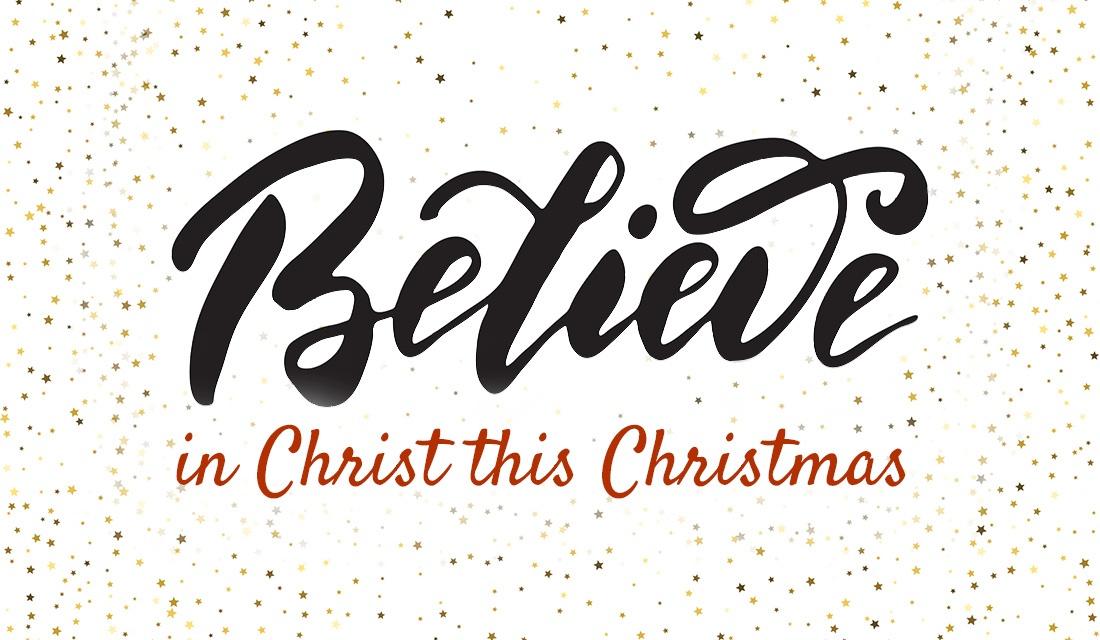 This Christmas, Believe!  ecard, online card