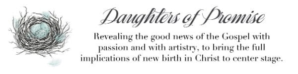 Knowing Better - Daughters of Promise - March 22