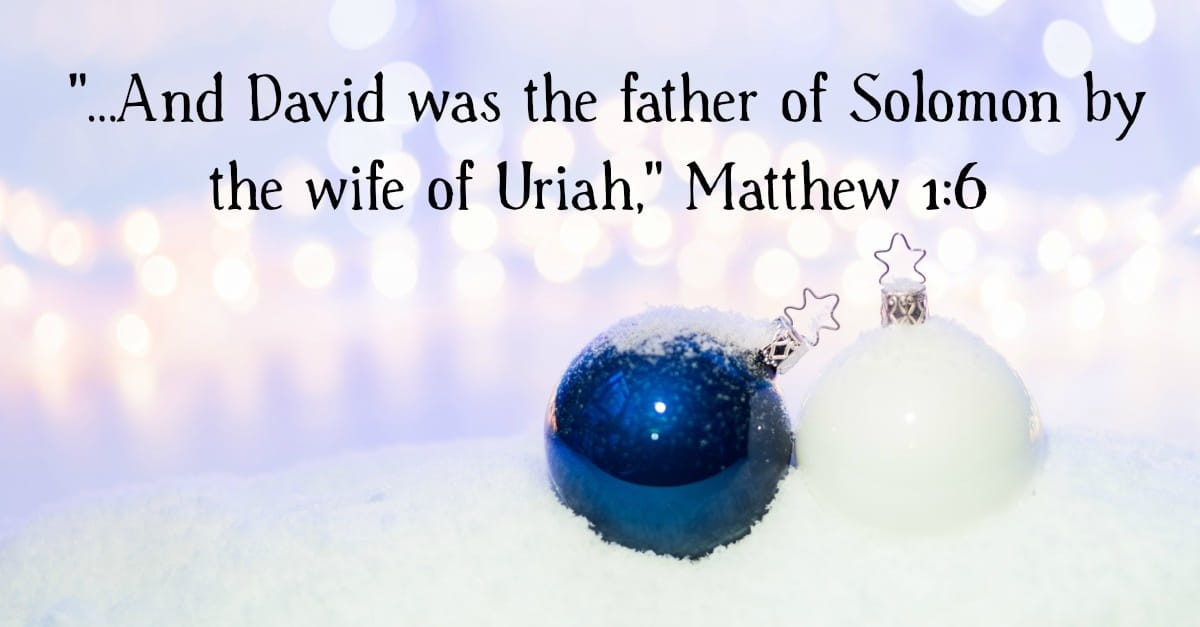 The Christmas Story's Nameless Mention