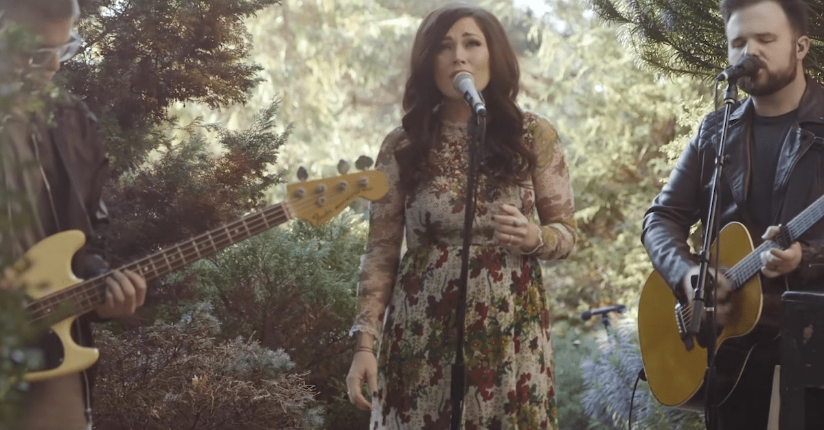 Beautiful Acoustic Version Heal Our Land by Kari Jobe - Christian ...