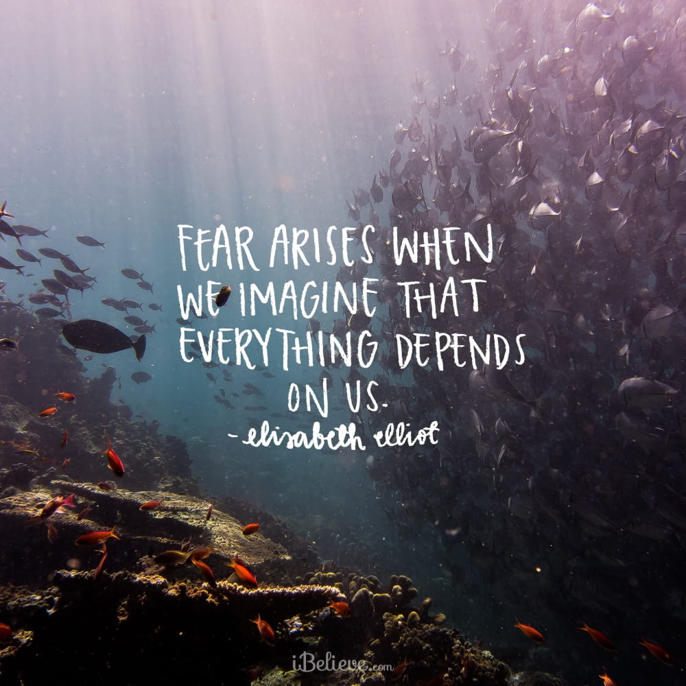 A Prayer for When You Fear the Future - Your Daily Prayer
