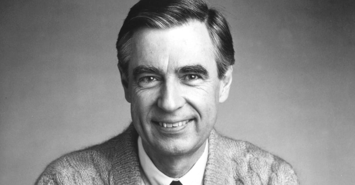These 5 Mister Rogers Quotes Will Make You a Better Neighbor