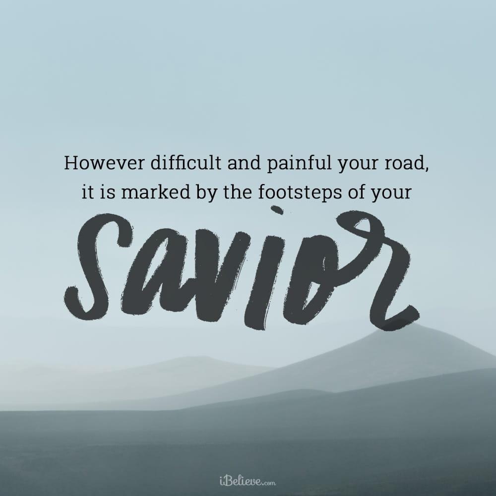 footsteps-Savior