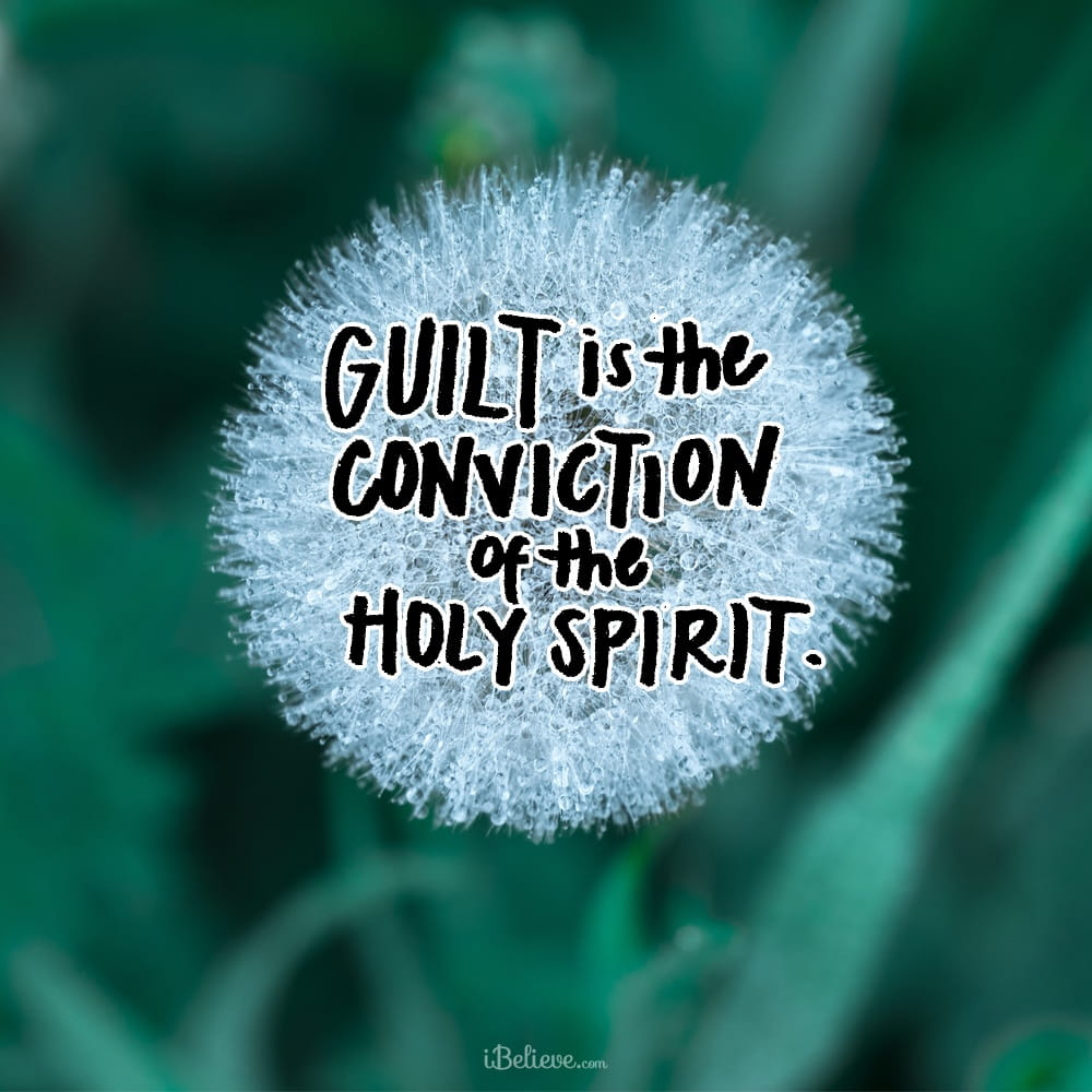A Prayer for Conviction from the Holy Spirit - Your Daily