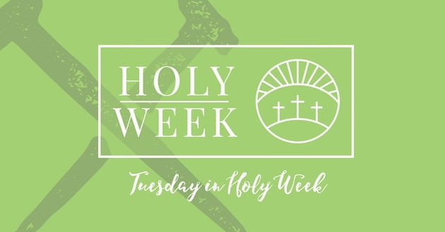 8 Holy Week Prayers: Tuesday of Holy Week