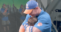 "Fans Surprise John Cena by Echoing His Powerful ""Never Give Up"" Message"