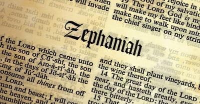 zephaniah summary