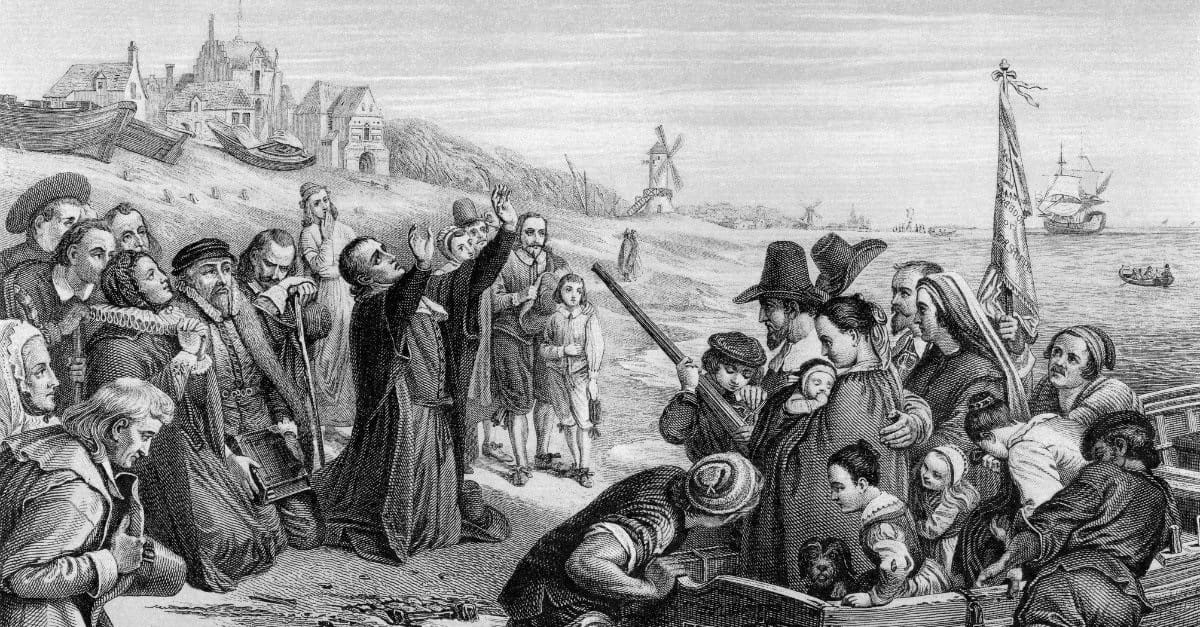 7 Epic Things You Didn't Know About the Pilgrims