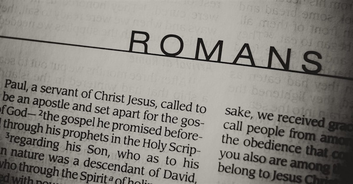 What is the Context of Romans 7:15?