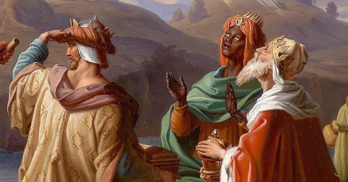 Myth #1: There were three wise men
