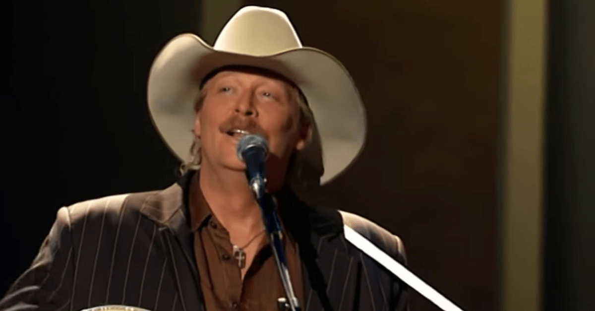 "Alan Jackson's Heartwarming Gospel Performance of ""Leaning on the Everlasting Arms"""