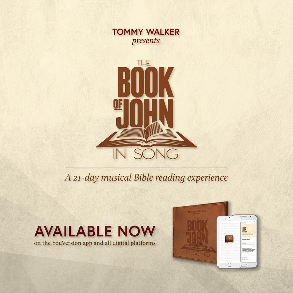 Study the Book of John in a Fresh Way - with Songs! | WFIL 560 AM