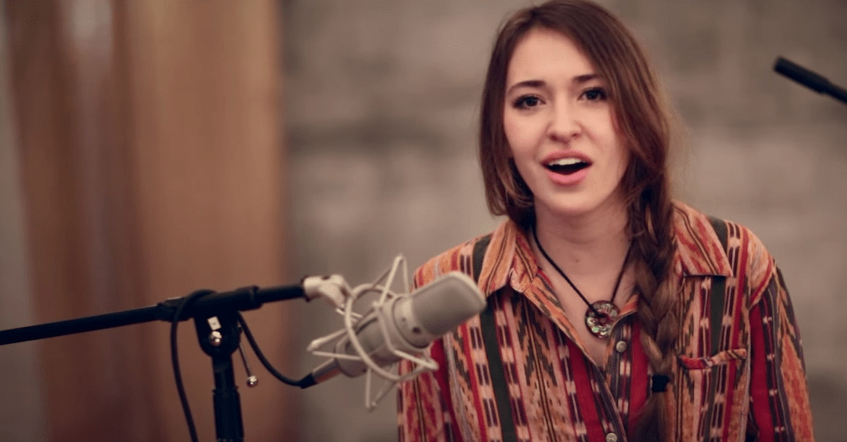 "Intimate Version of ""In Christ Alone"" by Lauren Daigle"