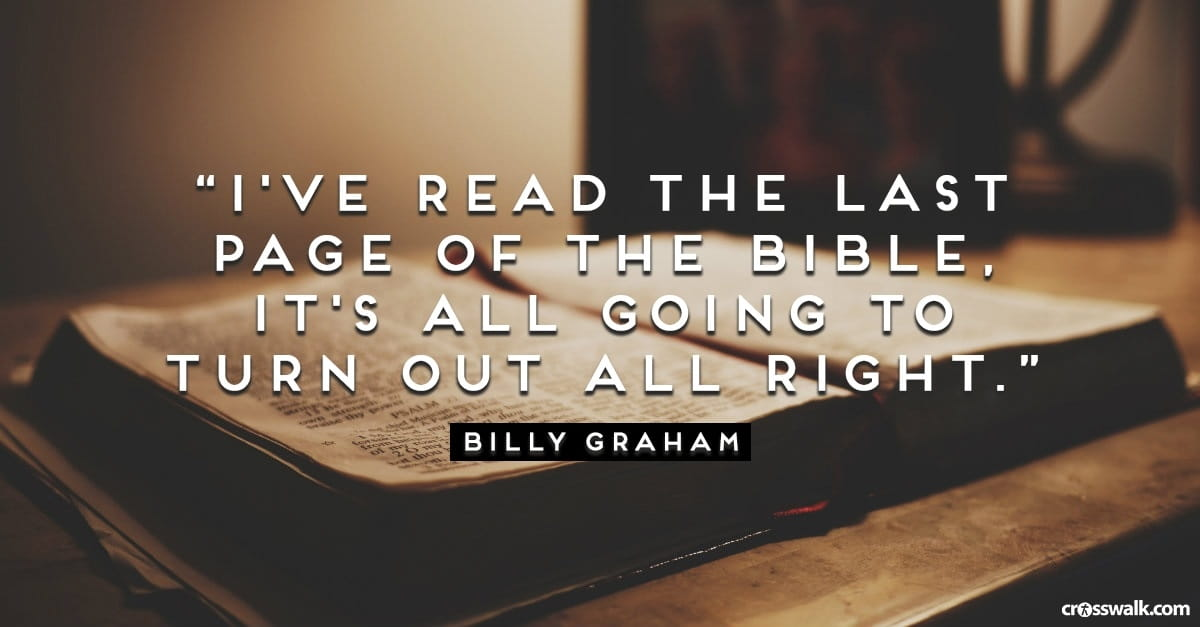 40 Courageous Billy Graham Quotes