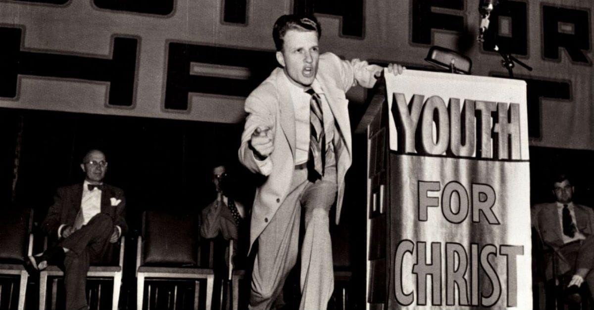 Why Billy Graham Was a Champion of the Civil Rights Movement