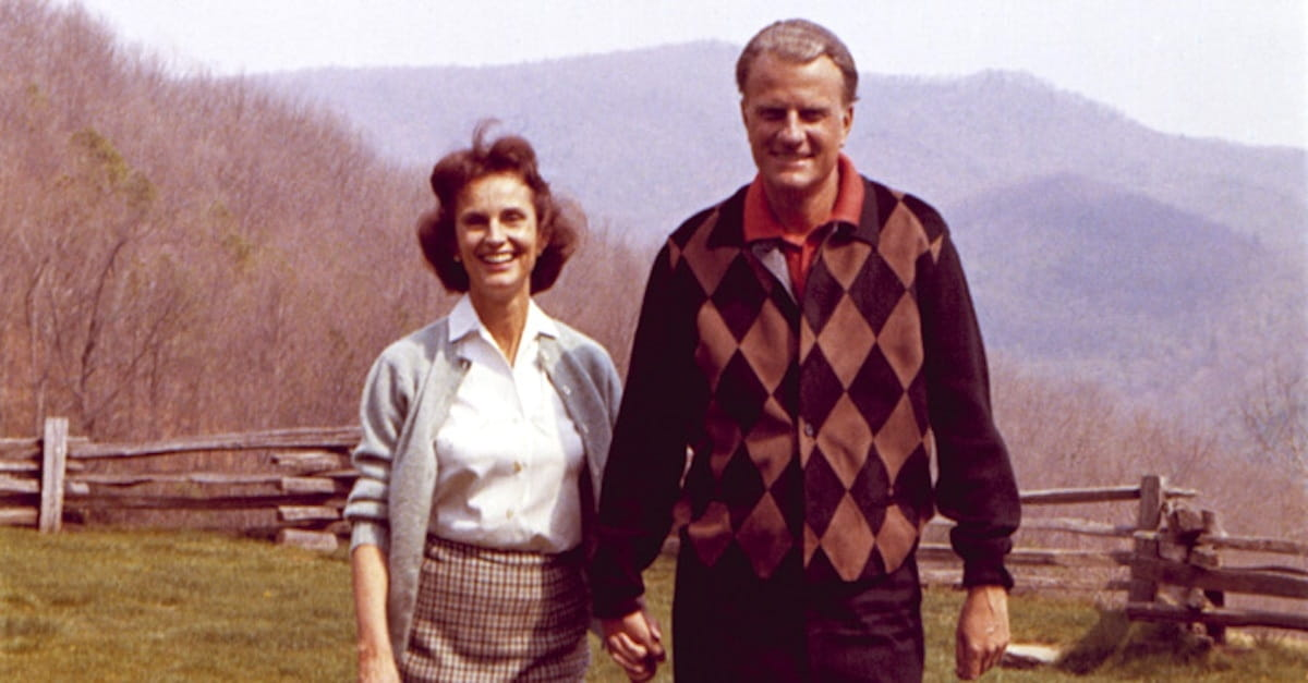 If Billy Graham had a weakness - and of course we all do - I think it would be his excessive kindness...