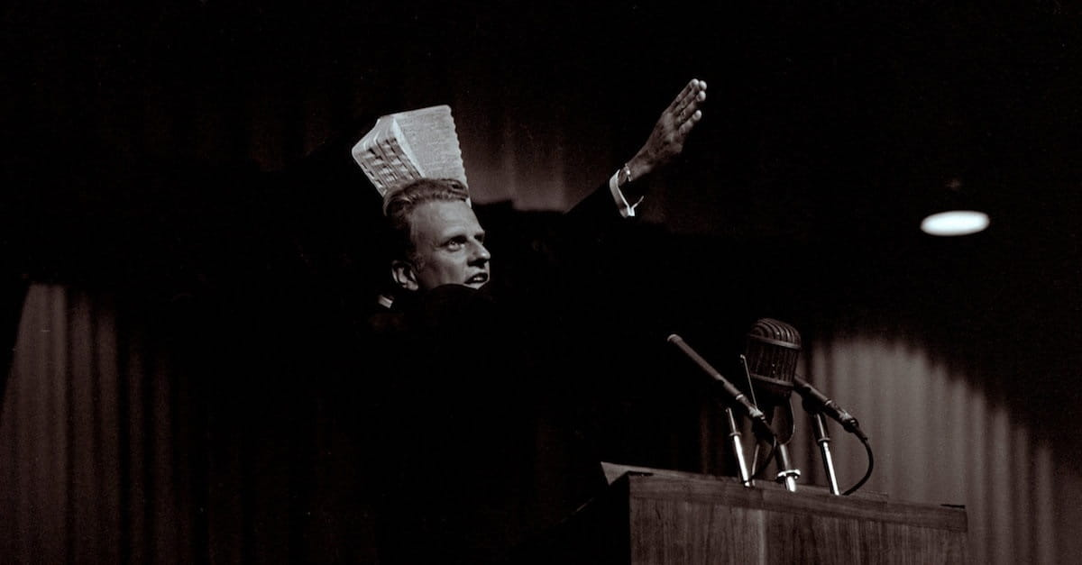 The Top 20 Things Historians Will Look Back on about Billy Graham