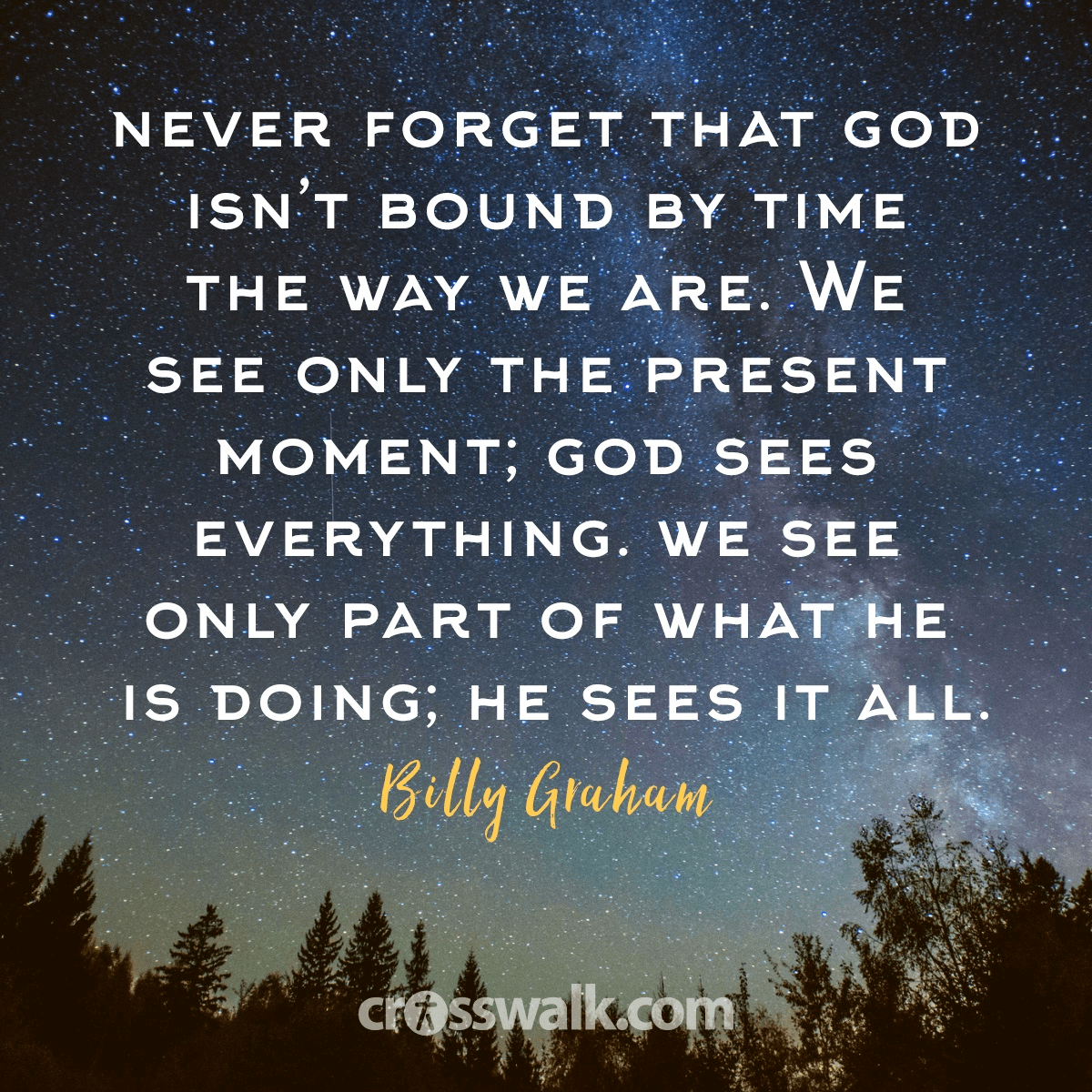12 Inspiring Quotes About Prayer From Billy Graham