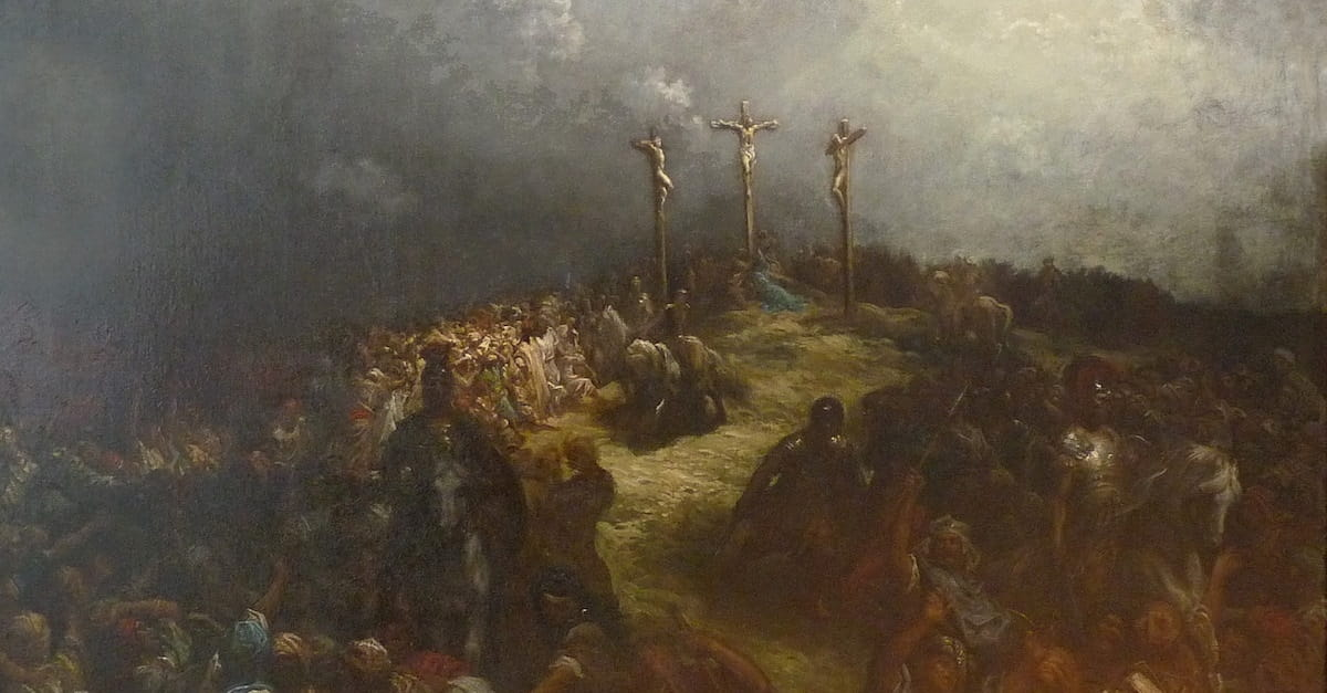 5. The Thief on the Cross