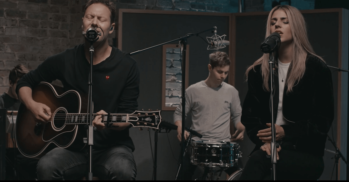 'Who You Say I Am' by Hillsong Worship