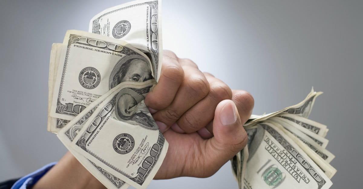 Jesus Talked about Money — A Lot