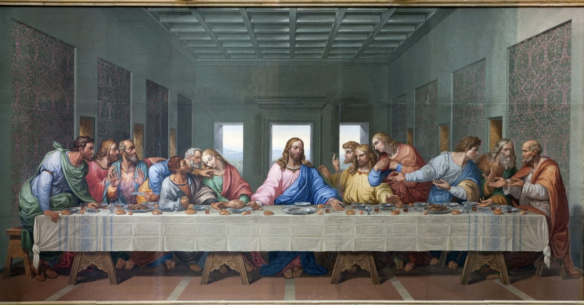 1. The Lord's Supper Challenges Your Desires