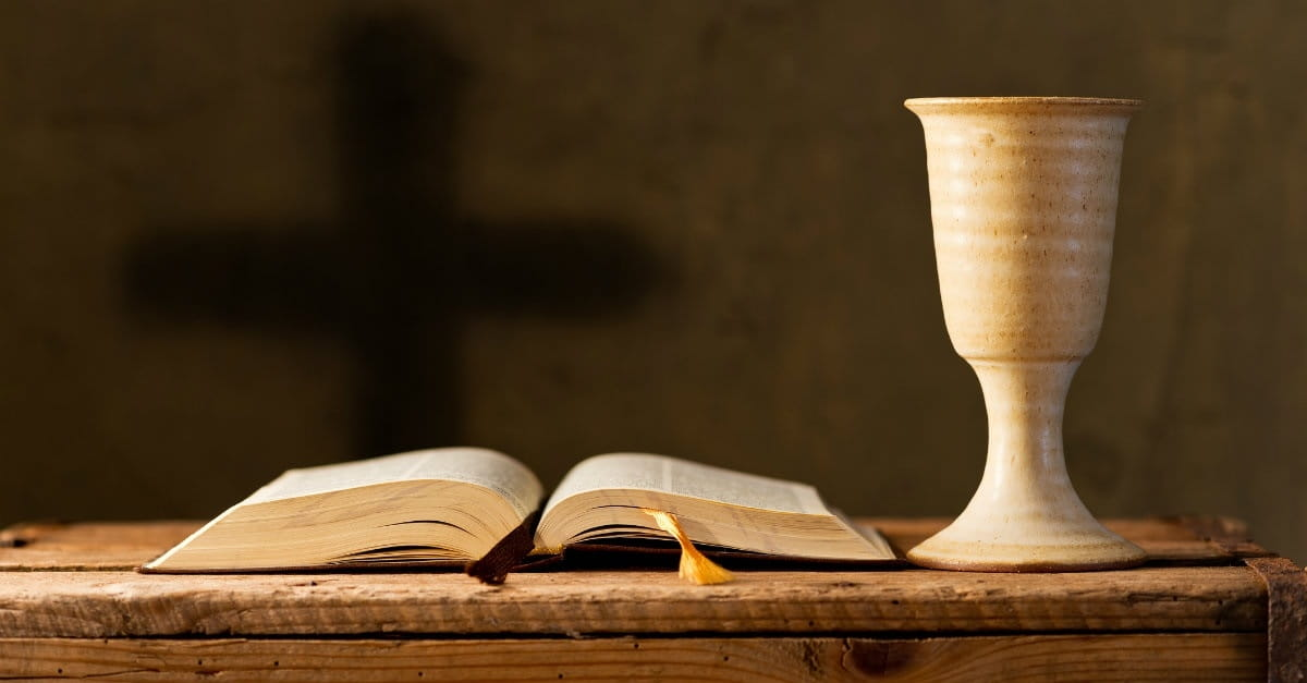 The Lord's Supper as Medicine