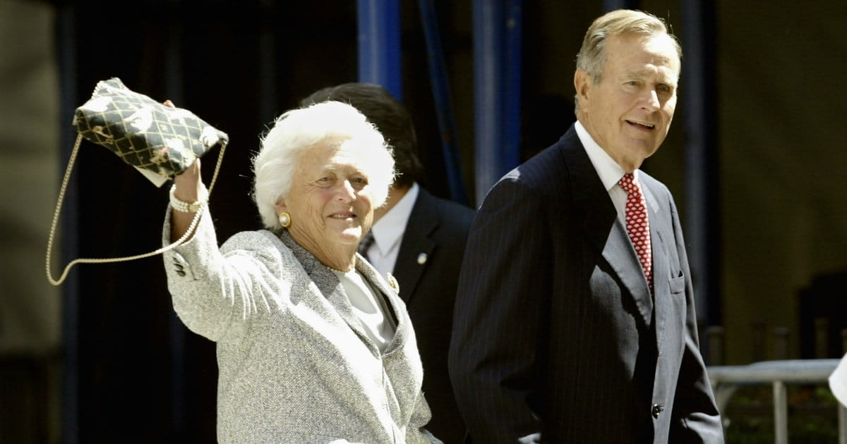 The Wit of Barbara Bush - Quotes that Make Us Smile: