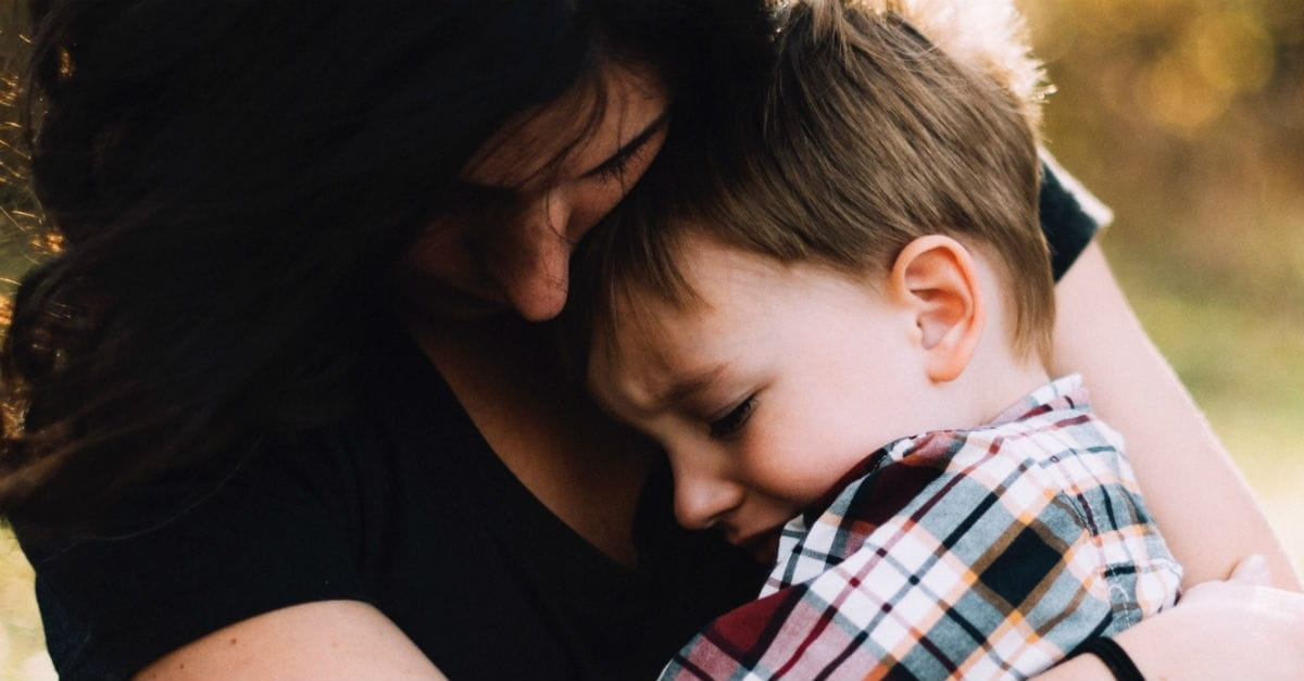 "9 Uplifting Prayers for Moms Carrying the ""Mother Load"""