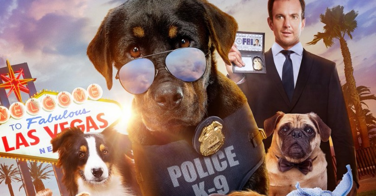Does PG Film 'Show Dogs' Promote Child Molestation?