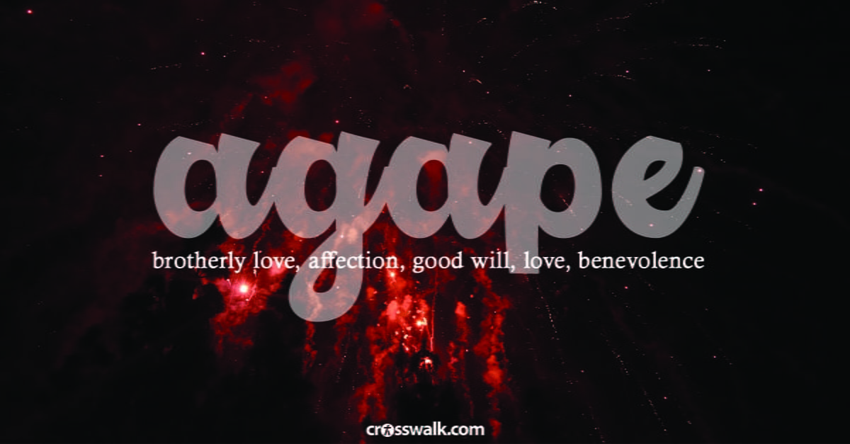 Agape Love What It Is What It Means For You