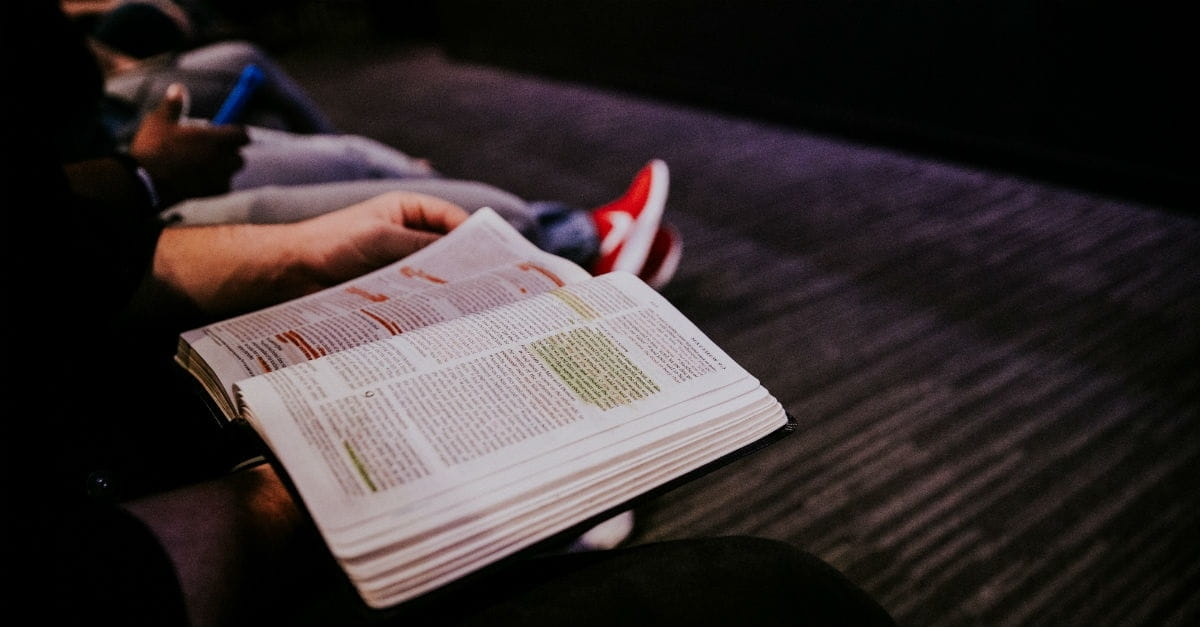 3. Read the Bible with Repetition