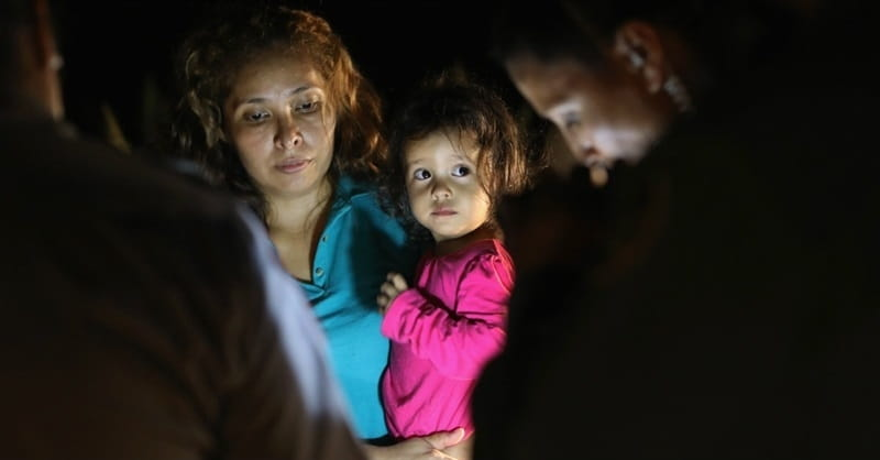 Asylum Seekers Apply for Protection Once they Arrive in the U.S.