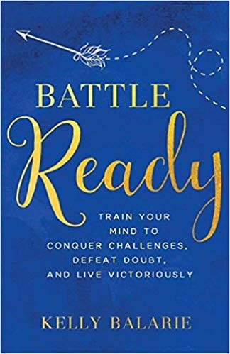 Preparing for Battle: 20 Bible Verses to Help You Face Life's