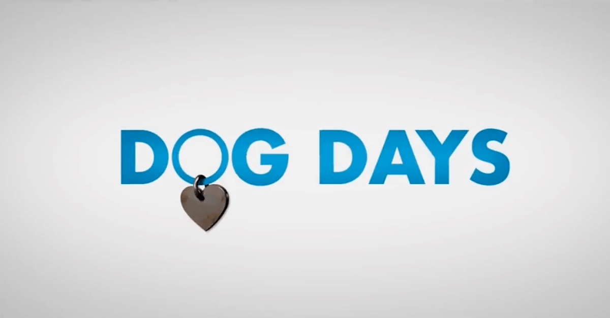 <em>Dog Days</em> Movie Trailer
