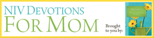 You Look Like God! - NIV Devotions for Mom - Week of September 26