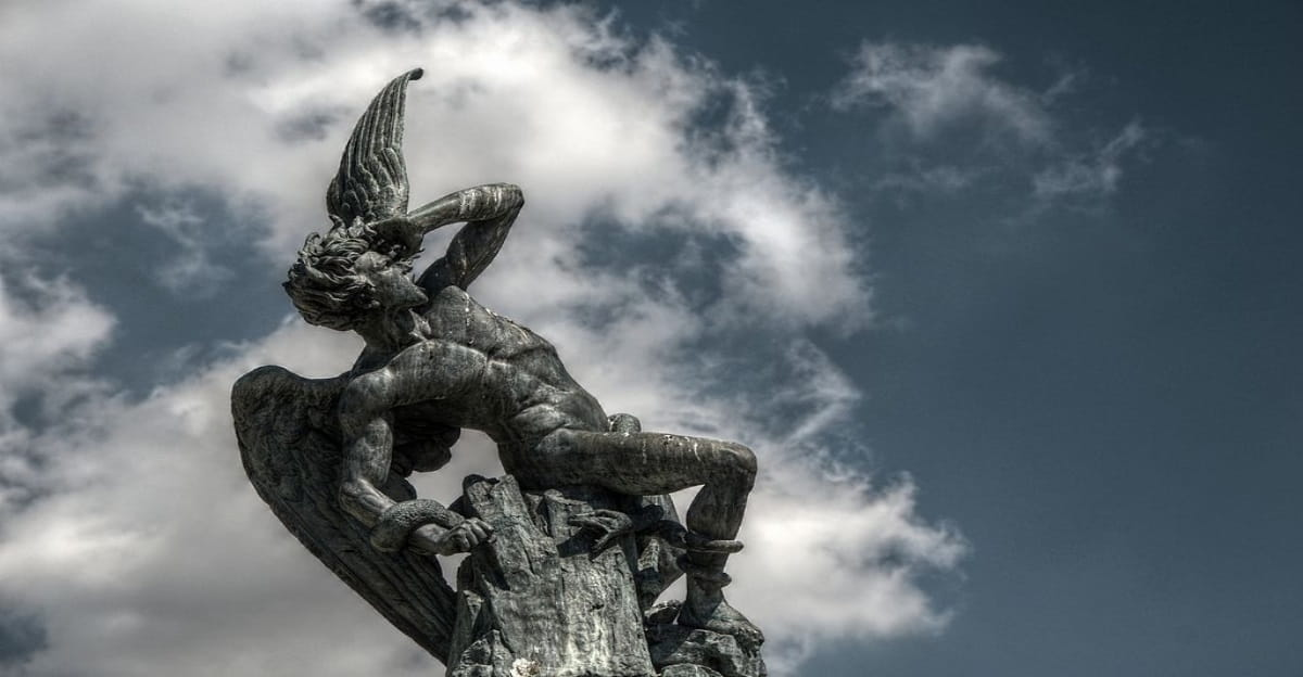 The Nephilim in the Bible - Fallen Angels or Giants?
